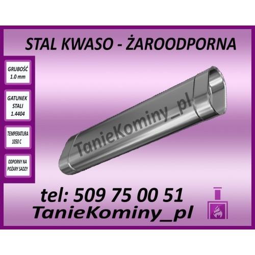 "Trójnik ""portki"" Ø 110"