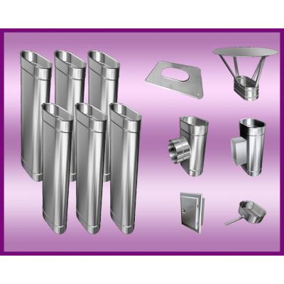 Obejma konstrukcyjna przestawna Ø113/W1 regulacja 50-120 mm