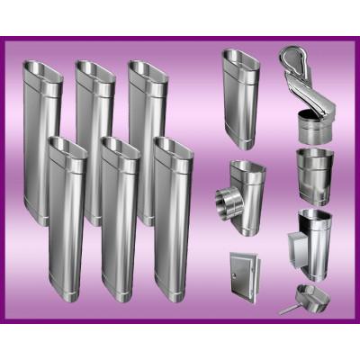 Obejma konstrukcyjna przestawna Ø150/W1 regulacja 50-120 mm