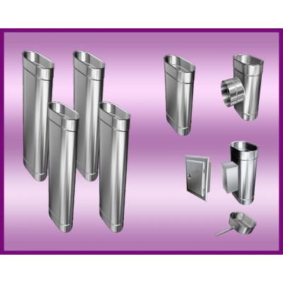 Obejma konstrukcyjna przestawna Ø250/W1 regulacja 50-120 mm