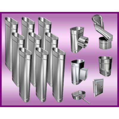 Obejma konstrukcyjna przestawna Ø150/W4 regulacja 300-550 mm
