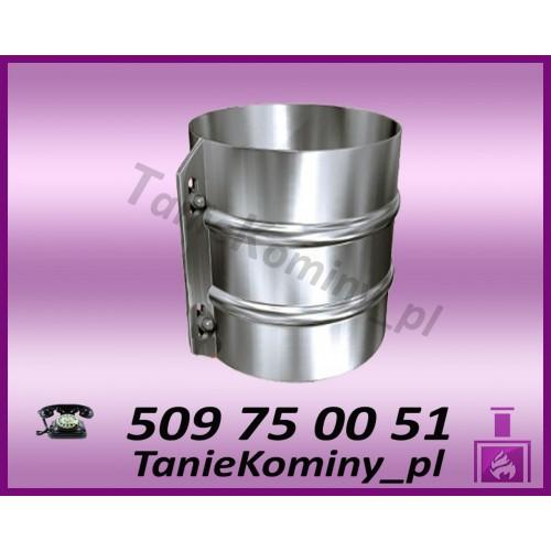 Rura kontrolna 300mm fi 150/210 izolowana kwasoodporna Dinak