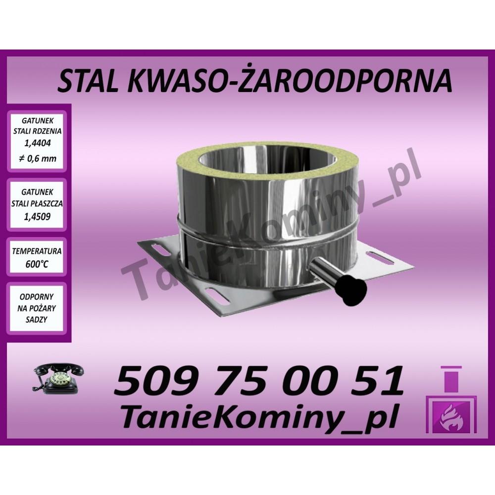 Komora inspekcyjna izolowana fi 130/190 Dinak