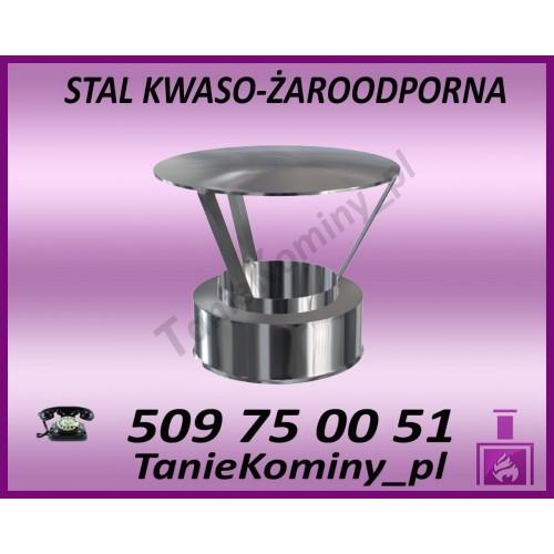 Obejma murowa regulowana 70-120mm izolowana fi 200/260 Dinak