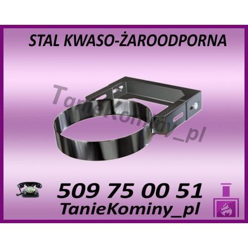 Obejma konstrukcyjna przestawna Ø140/W1 regulacja 50-120 mm