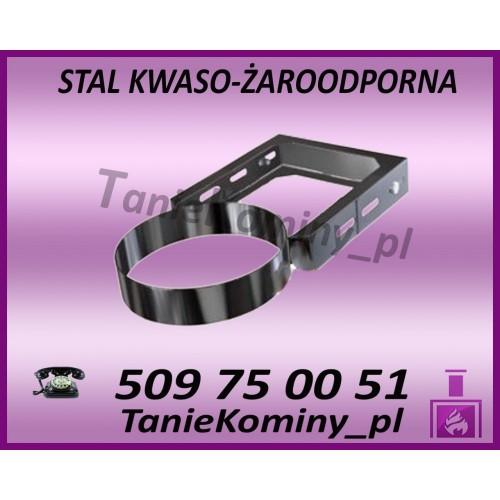 Obejma konstrukcyjna przestawna Ø130/W1 regulacja 50-120 mm