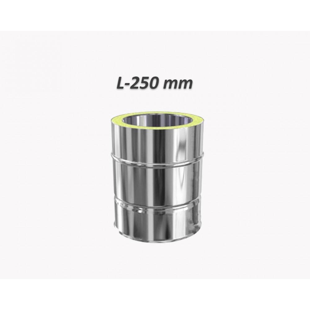 Rura Dwuścienna Ø 80 L - 250 mm