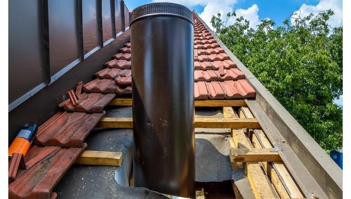 Montaż przedłużenia komina krok po kroku